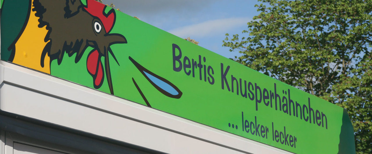 Bertis Hähnchenwagen